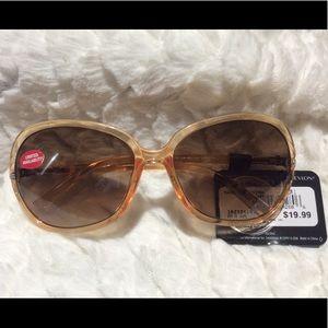 Womens Ladies Black And Brown Sunglasses Shades Revlon Uv400 RRP £49.99 BNWT